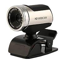 SUN HUIJIE デスクトップコンピュータ ウェブカメラ 家庭用 ノートブック HD ビデオカメラ マイク付き