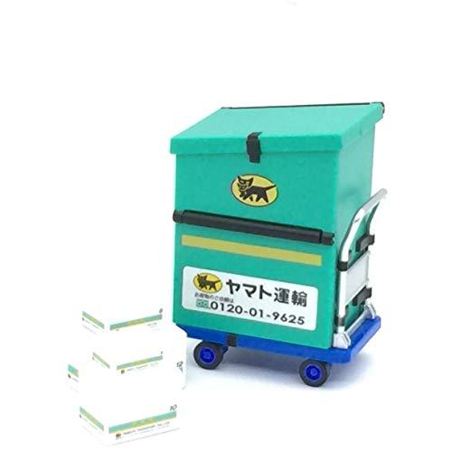 ヤマト運輸 クロネコヤマト 印鑑立て 台車型 CSBOXトールタイプ