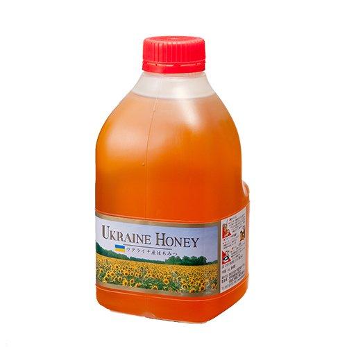 ウクライナ産純粋蜂蜜2kg (2kg)