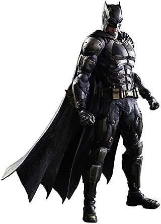 PLAY ARTS改 JUSTICE LEAGUE バットマン™ タクティカルスーツver. PVC製 塗装済み可動フィギュア