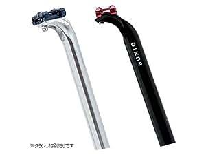 ディズナ(DIXNA) アキレス シートポスト ボディー 35mm シルバー 31.6x300mm