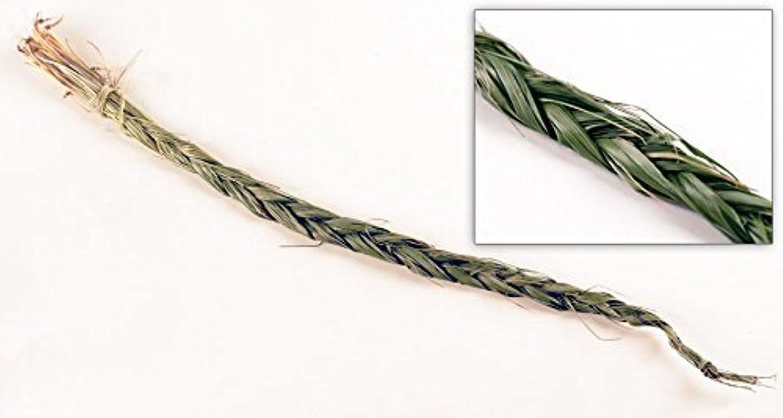 所有者粘液チョコレートSweetgrass三つ編み