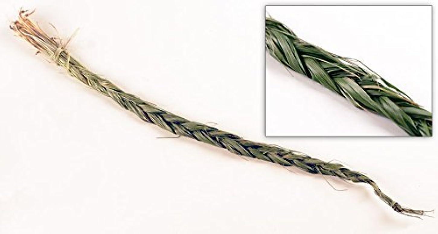 見つけた傭兵環境保護主義者Sweetgrass三つ編み