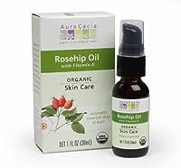 Skin Care Oil - Organic - Rosehip Oil - 1 fl oz by Aura Cacia