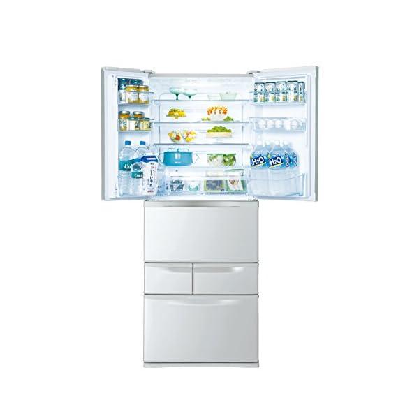 東芝 473L 6ドア 両開き 冷蔵庫 GR-...の紹介画像2