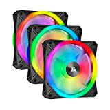 Corsair iCUE QL120 RGB 120mm 3連ファンキット PWM対応 PCケースファン CO-9050098-WW FN1374