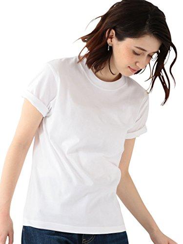 (ユナイテッドアローズ グリーンレーベル リラクシング) [WEB限定][ヘインズ]Hanes Beefy ×GLR SC Tシャツ 36174992404 0100 WHITE(01) FREE