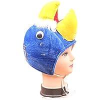 Remeehiキャップ コスチューム 変身アクセサリー 子ども 幼児園 芝居 動物 帽子 仮装 コスプレ Gタイプ