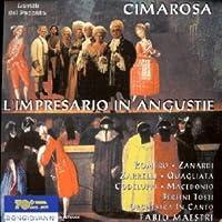 Cimarosa: L'impresario in Angu