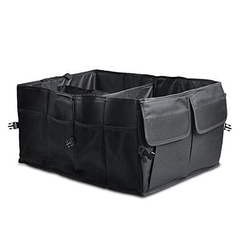 車用収納ボックス トランク 収納 折り畳み式収納3ボックス ...