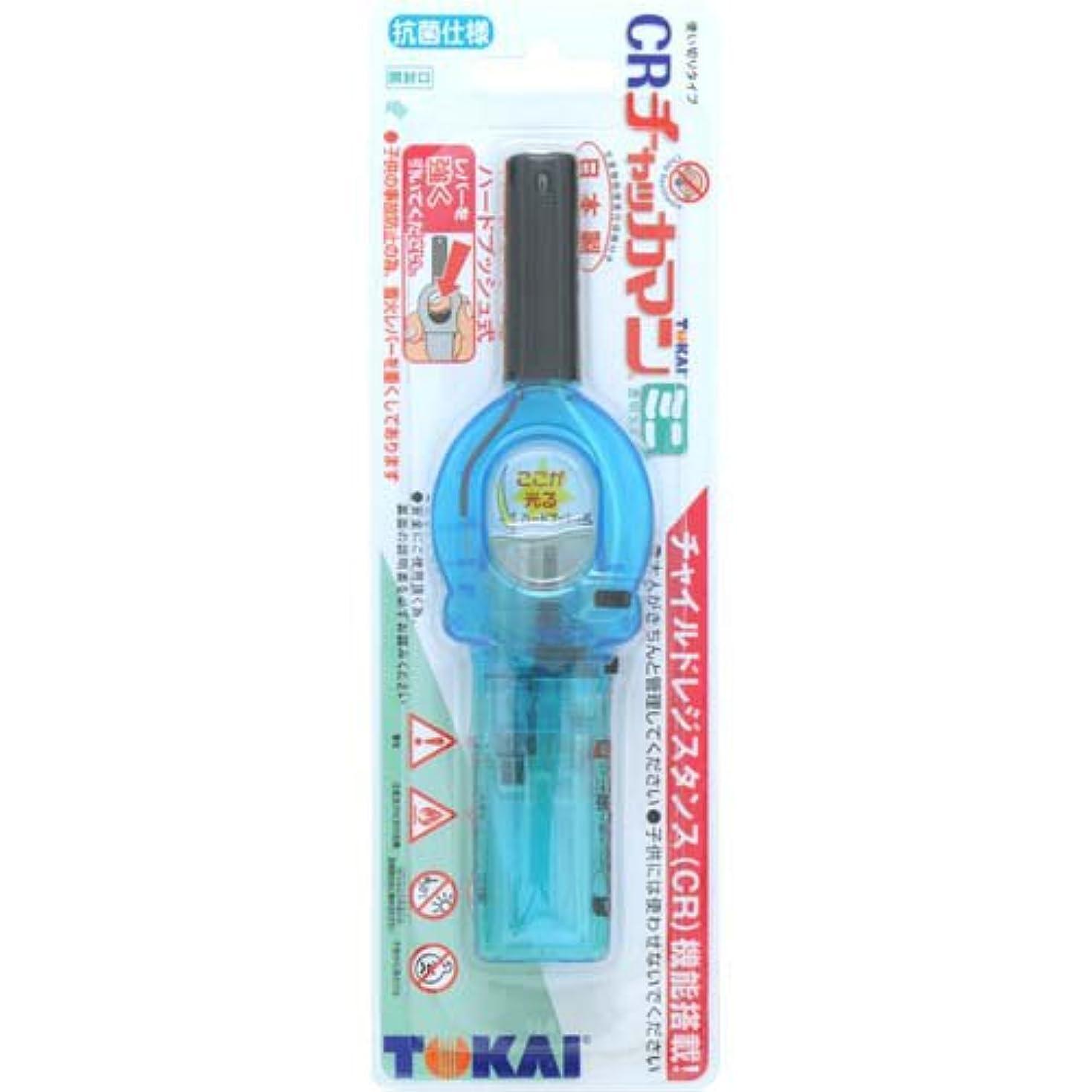 意味飽和するラケットCR光るチャッカマンミニ 透明タイプ