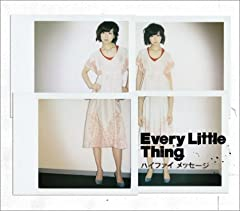 Every Little Thing「Baby Love」のジャケット画像