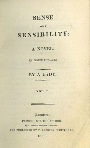 Download Sense and Sensibility (Illustrated) (English Edition) B005AVRJV2