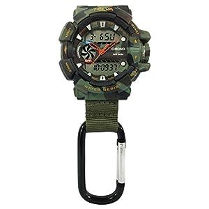 CREPHA 腕時計 カーキ サイズ:約5.45×5.2×2cm