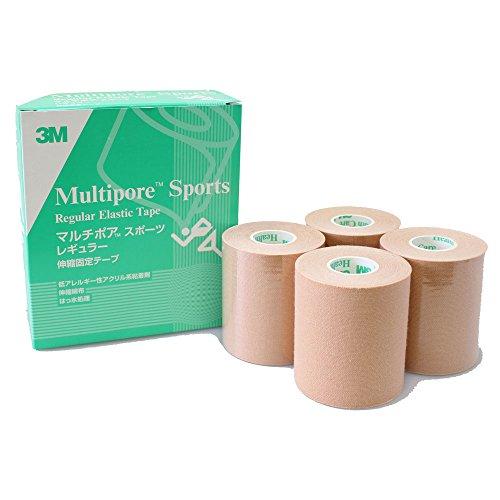 ジャパン マルチポアTMスポーツレギュラー伸縮固定テープ 2743-75