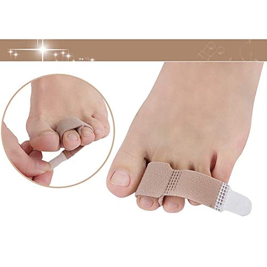 バズ密再生可能MagRing Gel Toe Separator Finger Toe Bunion Relief Toe Straightener Toe Stretchers for Adultすぐに痛みを和らげるEasy Wear...
