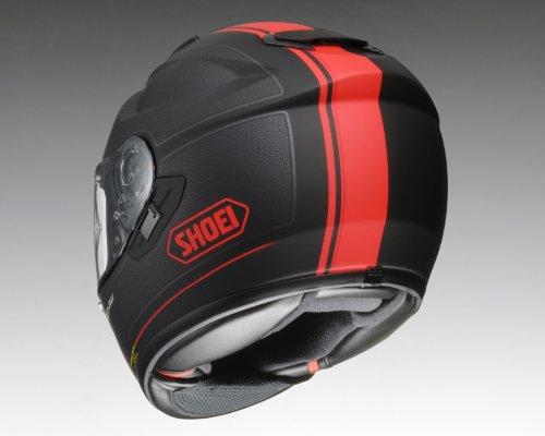 ショウエイ(SHOEI) バイクヘルメット フルフェイス GT-Air WANDERER (ワンダラー) TC-1 (RED/BLACK) Mサイズ (57cm)