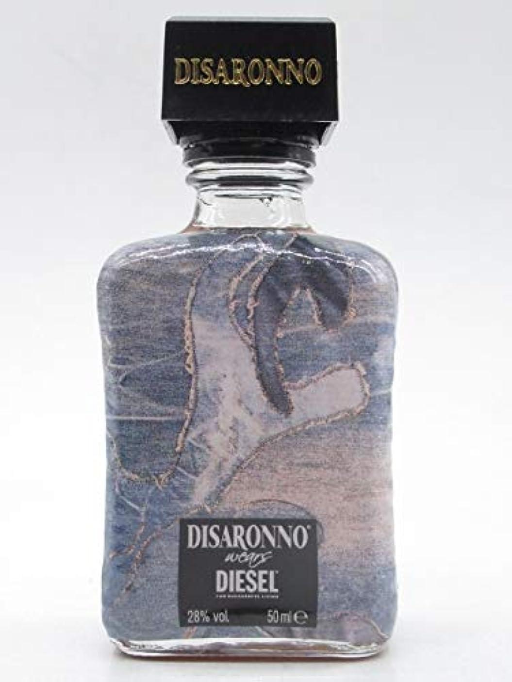 突然アマチュア推定限定品!アマレット ディサローノ ディーゼルボトル 正規品 ミニチュア 28度 50ml