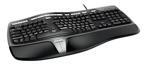マイクロソフト Natrual Ergonomic Keyboard 4000 B2M-00029
