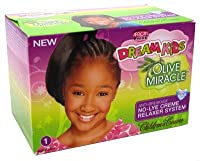 African Pride Dream Kids Olive Miracle Relaxer Coarse