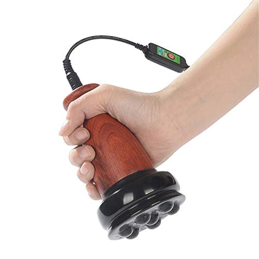 醸造所人口ライセンスボディ解毒浚渫アチェスリミング脂肪バーナーのためのストーンタンク針灸スクレイピングカッピングセラピー電気マッサージ器