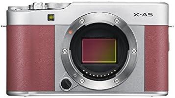 FUJIFILM ミラーレス一眼 X-A5ピンク X-A5-P A Amazonベーシッククーポン付