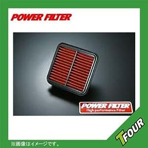 MONSTER SPORT エアフィルター【POWERFILTER PFX300】 カプチーノ(EA11R/EA21R)/セルボモード用 SD3