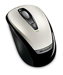 マイクロソフト ワイヤレス オプティカル マウス Wireless Mobile Mouse 3000 パール ホワイト 6BA-00014