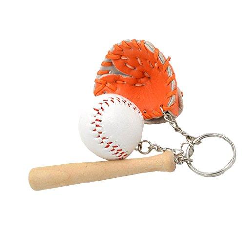【ノーブランド 品】ミニ 野球 ボール+バット+手袋セット ...