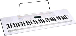 カシオ 電子キーボード 61鍵盤モデル 光ナビゲーションキーボード LK-118