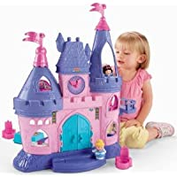 Fisher-Price (フィッシャープライス) Little People Disney (ディズニー) Princess Songs Palace(並行輸入)