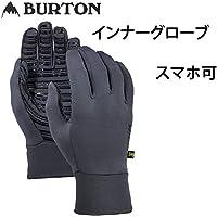 BURTON(バートン) スノーボード インナーグローブ バートン BURTON POWERSTRETCH Liner / FADED  スノーボード インナーグローブ