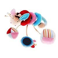 Baosity 全5種類  ベビーベッド用おもちゃ  新生児の車 ベビーシャワー 誕生日 クリスマス ギフト - ムーンドンキー