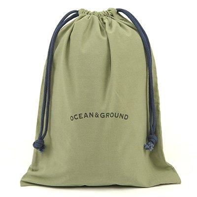 OCEAN&GROUND オーシャンアンドグラウンド コット...