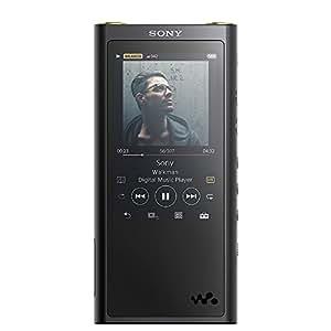 ソニー SONY ウォークマン ZXシリーズ 64GB NW-ZX300 : Bluetooth/microSD/Φ4.4mmバランス接続/ハイレゾ対応 最大26時間連続再生 2017年モデル ブラック NW-ZX300 B