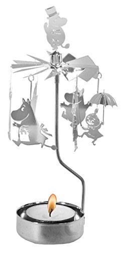PLUTO(プルート) メタルウィンドミル キャンドルホルダー ムーミンファミリー AN002