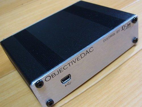 国内正規品 JDSLABS Objective2 + ODAC Combo By NwAvGuy モデル ヘッドホンアンプ JDS LABS デジタルアナログコンバーター DAC 搭載