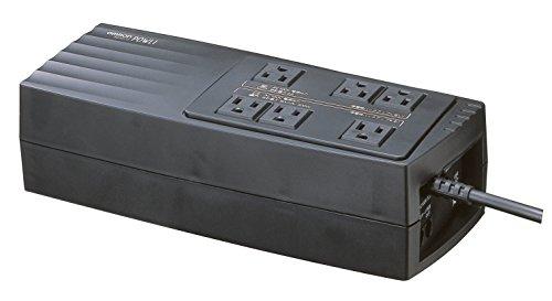 オムロン 無停電電源装置(常時商用給電/テーブルタップ型) ...