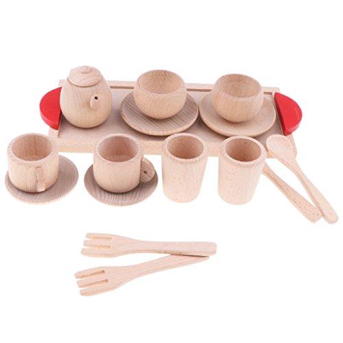 Baoblaze 子供 おもちゃ ままごと 食器セット 茶鍋...