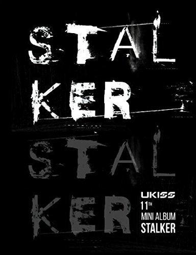 11thミニアルバム - Stalker (韓国盤)
