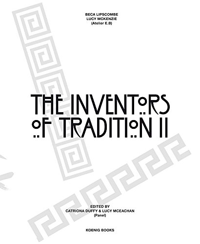 Download The Inventors of Tradition II 3960980027