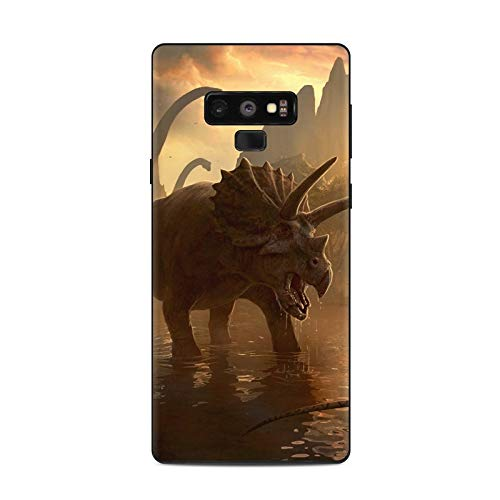 Decalgirl Samsung Galaxy Note 9用スキンシール Cretaceous Sunset