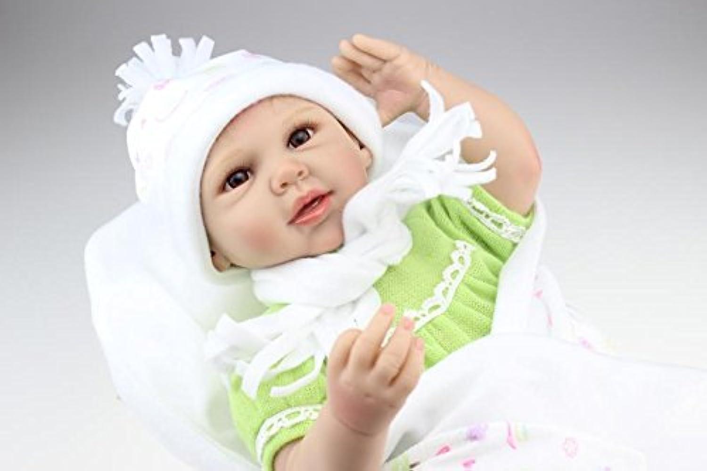 NPK COLLECTION 50CM リボーンドール ベビードール お人形 ドール きせかえ人形 新年プレゼント 誕生日プレゼント