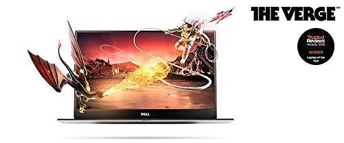 """New Dell XPS 13 9350 Ultrabook 13.3"""" QHD+ touch display Intel Iris Graphics 540, 6th Gen Intel Skylake Core i7-6560U 3.01Hz 16GB Ram 256GB SSD Hard Drive + Free Thunderbolt USB-C Adapter [並行輸入品]"""