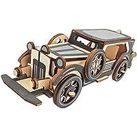 SM SunniMix 車モデル 3Dパズル ビルディングキット
