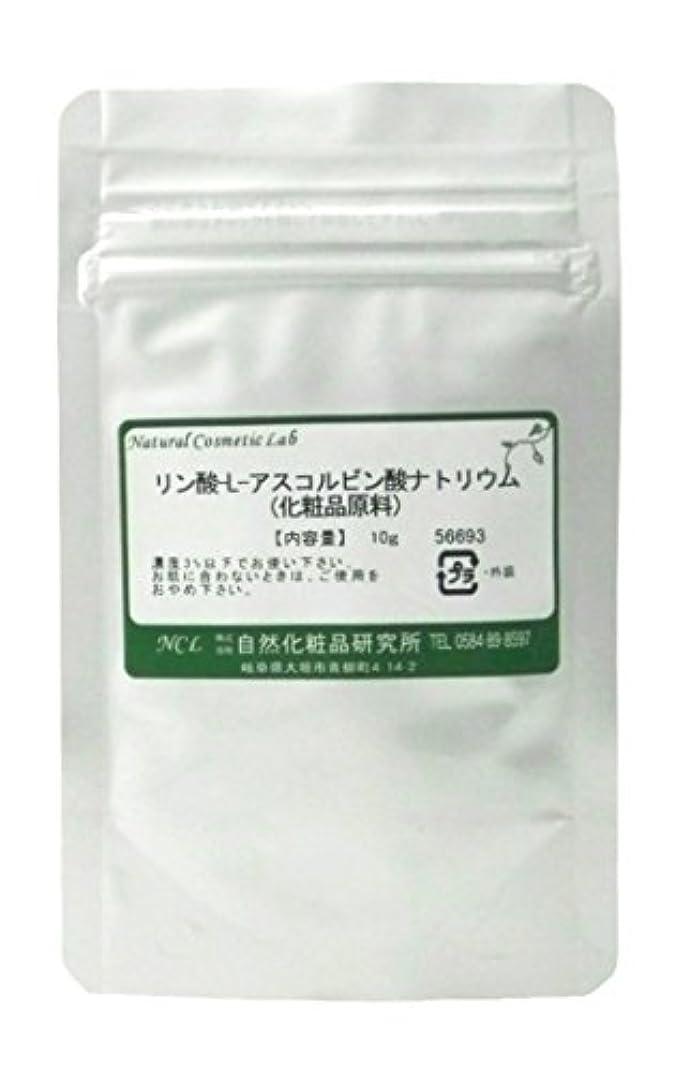 少なくとも芸術的密輸ビタミンC誘導体 リン酸-L-アスコルビン酸ナトリウム 10g 【純度100%】 【手作り化粧品】