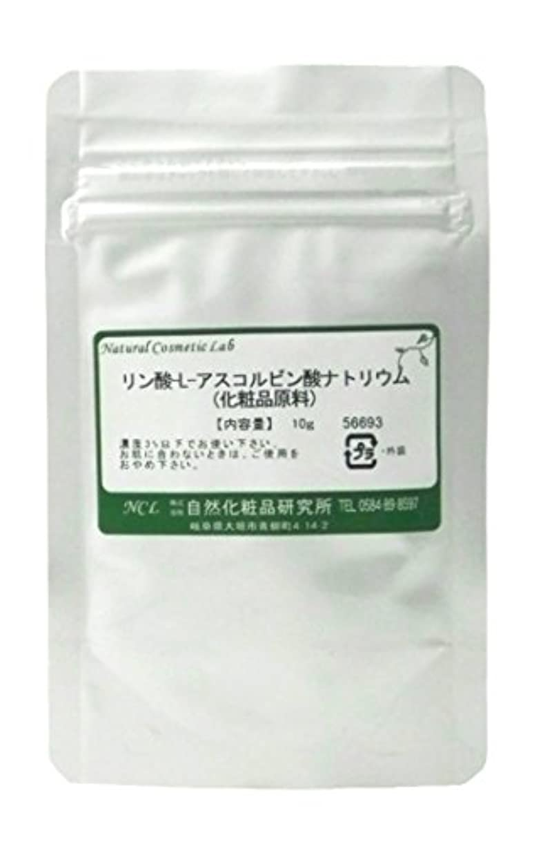 プリーツ納屋ボーナスビタミンC誘導体 リン酸-L-アスコルビン酸ナトリウム 10g 【純度100%】 【手作り化粧品】