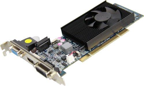 玄人志向 グラフィックボード NVIDIA GeForce GT610 PCI 1GB GF-GT610-LP1GHD
