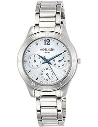 [ミッシェルクラン]MICHEL KLEIN 腕時計 MICHEL KLEIN 多針ソーラー AVCD031 レディース