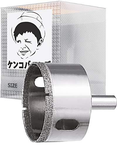 ダイヤモンド コアビット ホールソー 選べる 26 サイズ 陶器 ブロック ドリル (25mm)